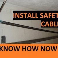 Garage-Door -Safety-Cable