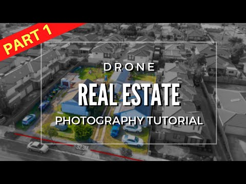 Sell More With Aerial Photography