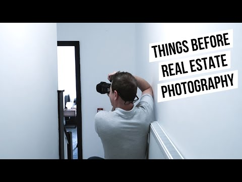 Stage a Listing Before Real Estate Photography