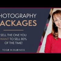 photography package