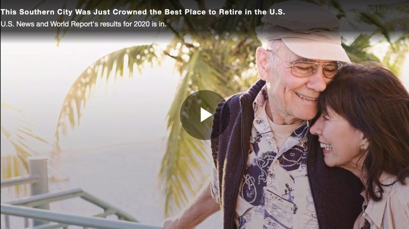 Fort Myers Best Place to Retire