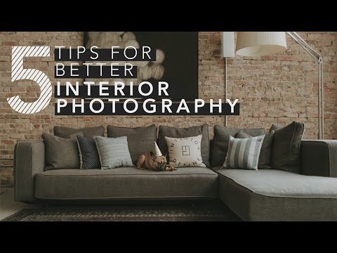 How to Take Good Quality Photos of the Interior of Your Home?