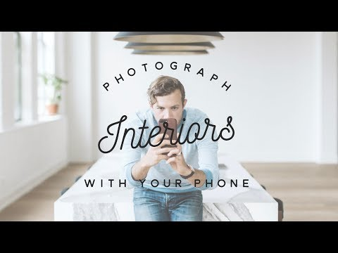 Real Estate Photography by Smartphone