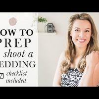 How To Prepare for Day of Wedding Photography