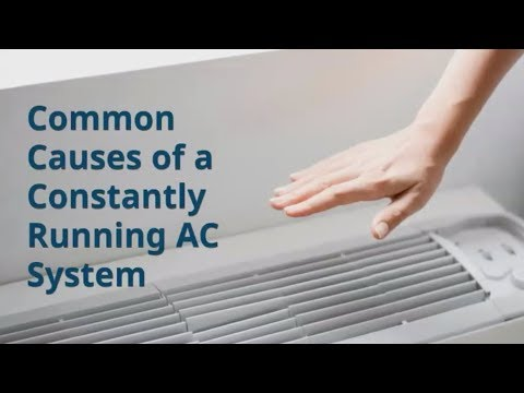 AC Running Constantly